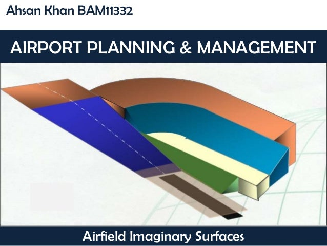 Airfield imaginary surfaces Airport planning and design course