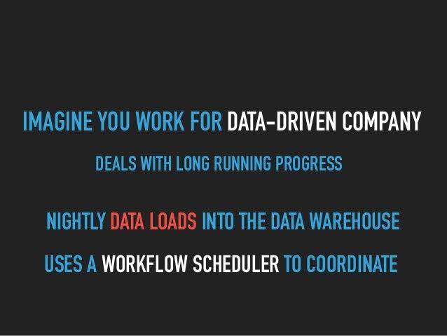 Intro to Airflow: Good bye Cron, Welcome scheduled workflow management