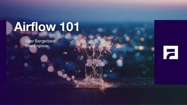 Airflow 101