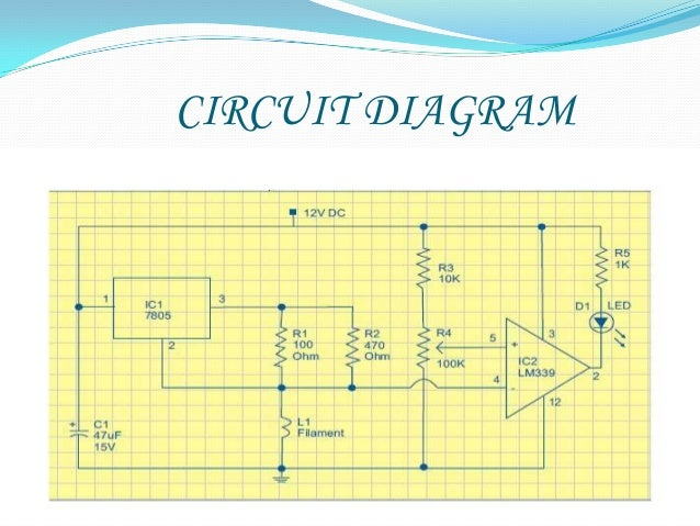 air flow detector rh slideshare net Blood Flow Diagram Air Flow Diagram in Human