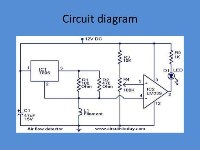 air flow detector rh slideshare net Lung Diagram Air Flow Air Flow Diagram into Body