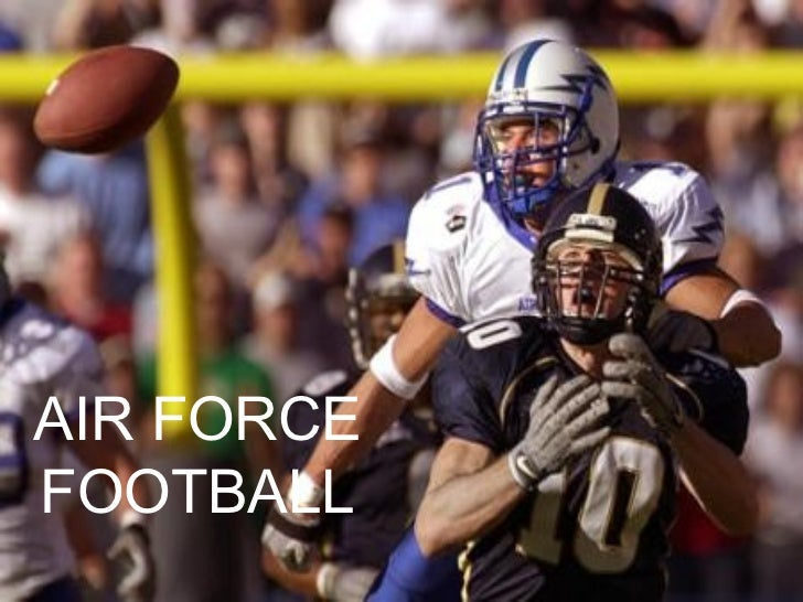 AIR FORCEFOOTBALL