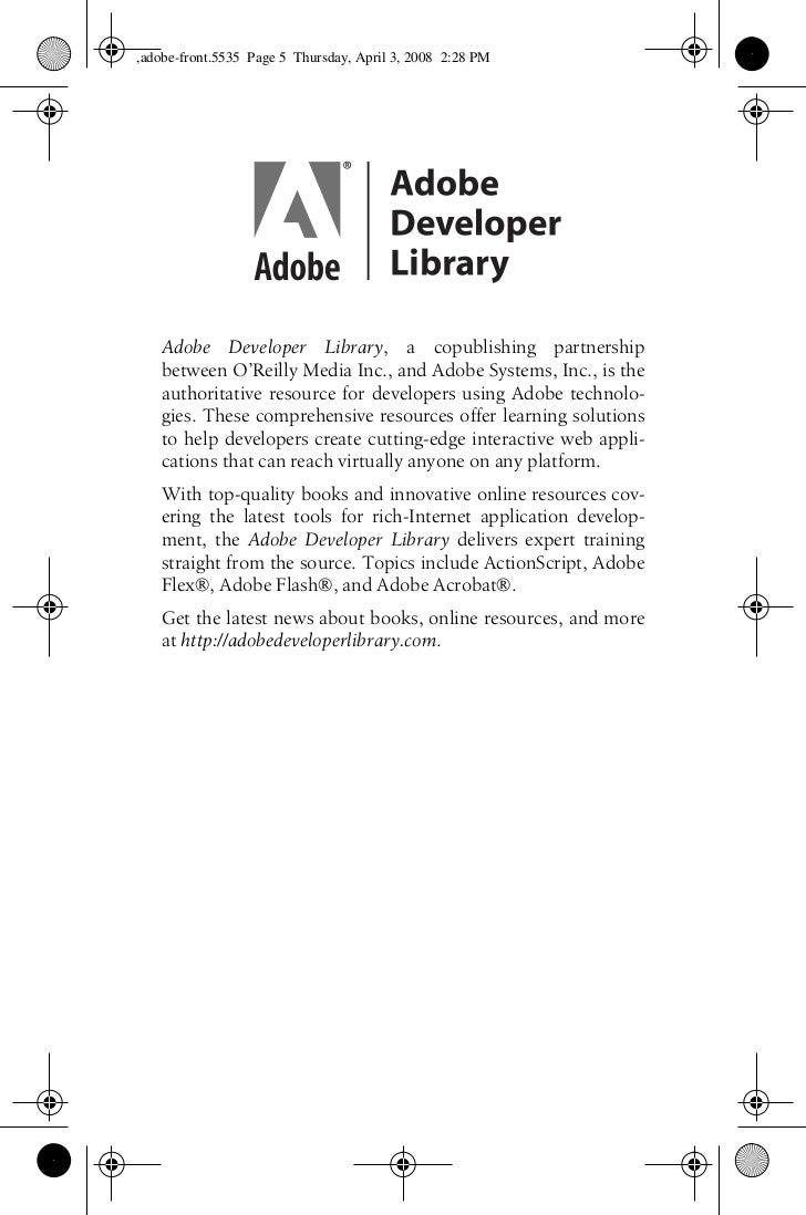AiR for Js Dev Pocket Guide Slide 3