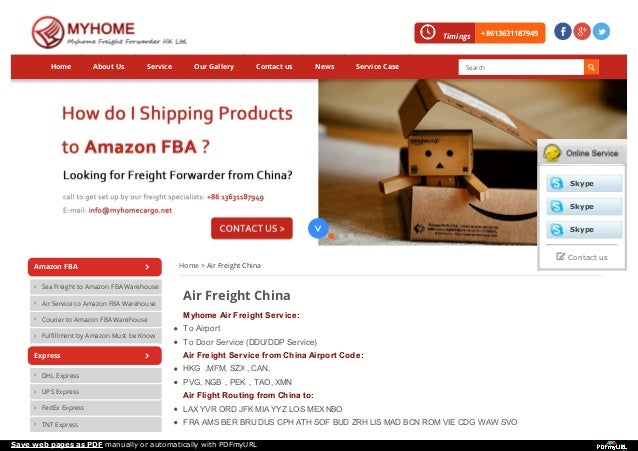 Freight Forwarders Lax