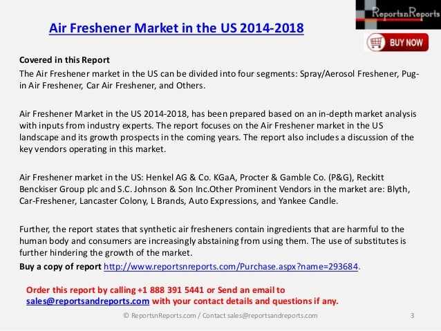 us air freshener market size Car air fresheners market size in asia-pacific industry : if you have any special requirements, please let us know and we will offer you the report as you want.
