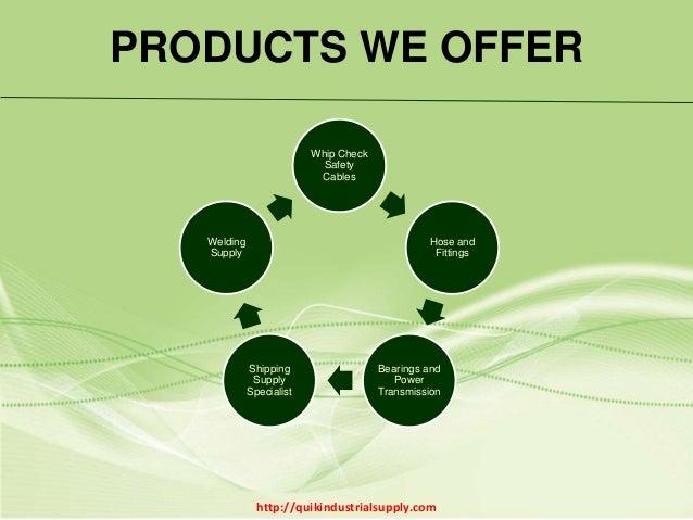 Superior Quality Air Hose Whip Checks| Quik Industrial Supply Slide 3