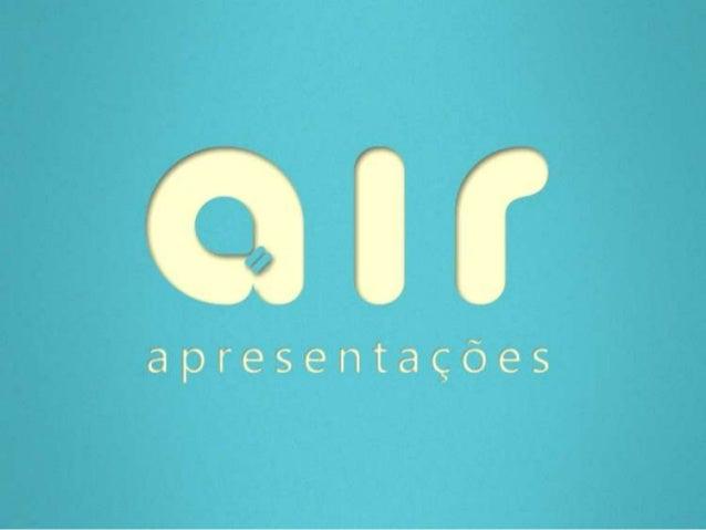 Air Apresentações - Institucional