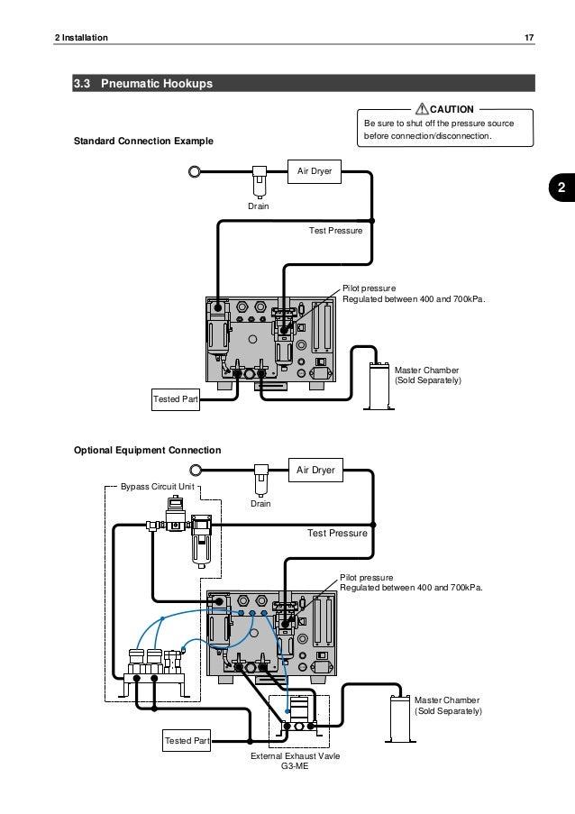 Air Leak Tester Manual Completo