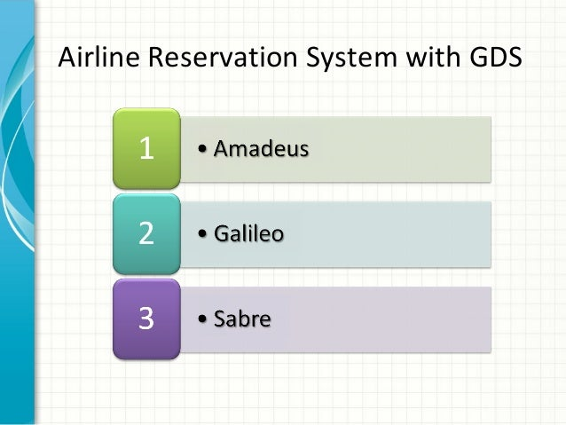 airline ticketing reservation system In 1946, american airlines began experimenting with the first automated booking  system, the electromechanical reservisor in 1952, the airline.
