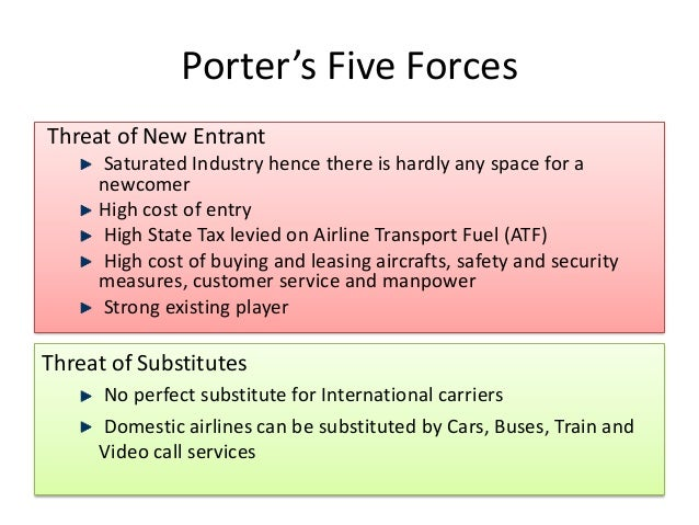 Five force analysis of southwest airline