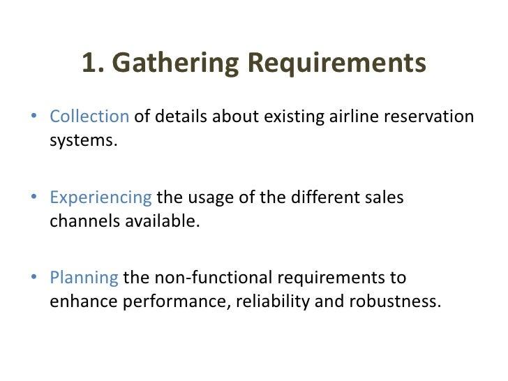 Airline reservation system db design Slide 3