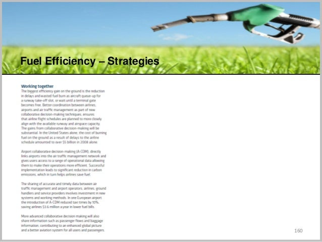 160 Fuel Efficiency – Strategies C