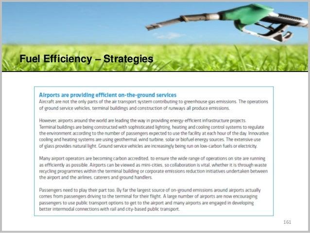 161 Fuel Efficiency – Strategies C