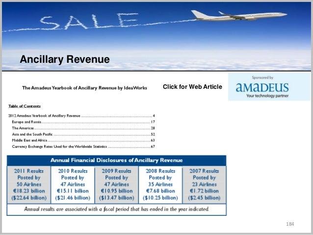 184 Ancillary Revenue C Click for Web Article