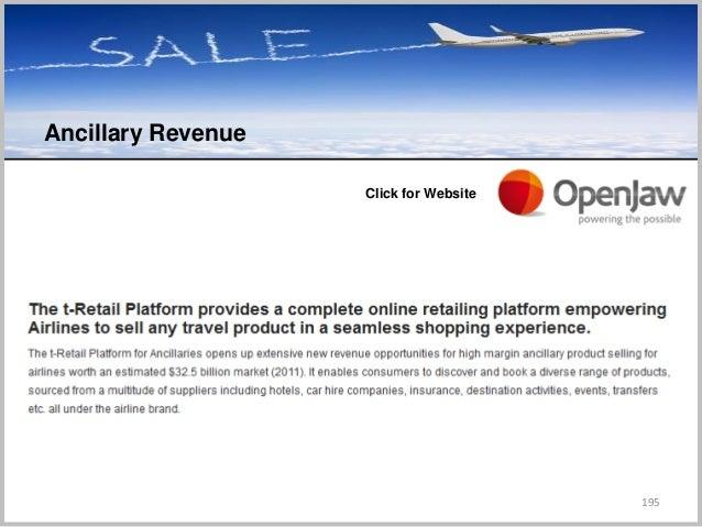195 Ancillary Revenue C Click for Website