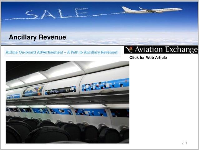 203 Ancillary Revenue C Click for Web Article