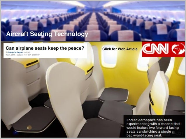 33 Aircraft Seating Technology Click for Web Article