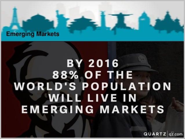 43 Emerging Markets