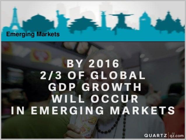 44 Emerging Markets