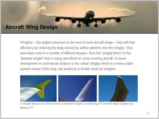 61 Aircraft Wing Design