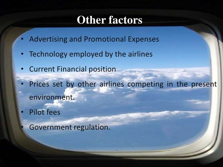 political legal factors affecting indian aviation industry The indian civil aviation industry is among the top 10 in the world, with a value of  around us$16 billion, which only forms a fragment of the latent potential and.