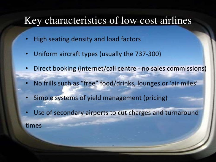 how airlines compete with competitive substitute How the big us airlines try to avoid competing with each other a cmi occurs where two or more airlines compete blocking this pro-competitive.
