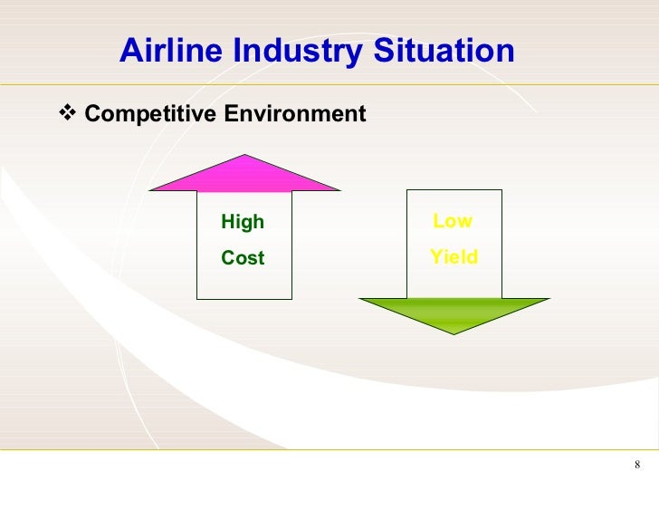 competitive analysis of low cost airline A competitive analysis of airline industry  • biman cost focus  – political influence – rising fuel costs • threat of new entrants – low.