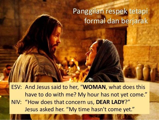 WHAT DOES THIS HAVE TO DO WITH ME? Frase ini digunakan 5x lagi di PB, dan setiap kali diucapkan oleh iblis kepada Yesus, k...