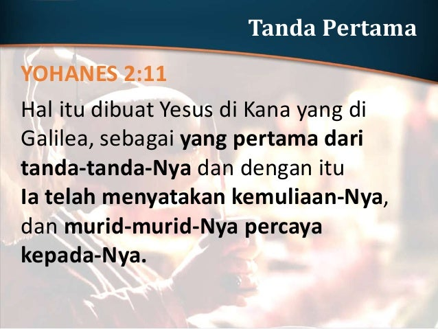 Melihat Kemuliaan Kristus YOHANES 1:14 Firman itu telah menjadi manusia, dan diam di antara kita, dan kita telah melihat k...