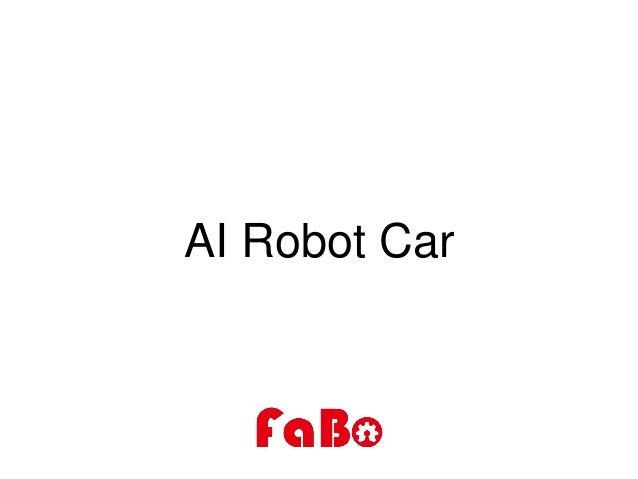 AI Robot Car
