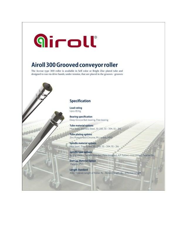 Airoll brochure