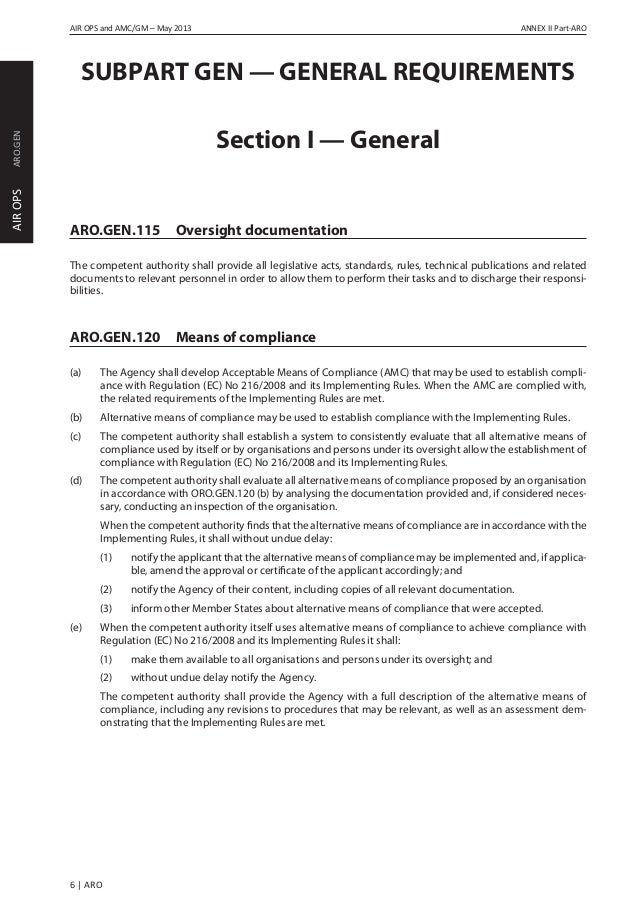 air ops complete document