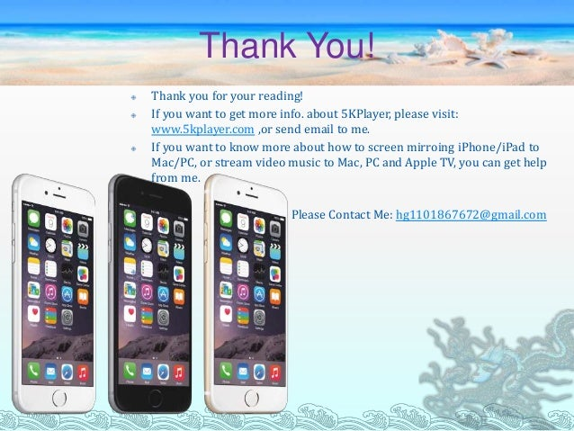 How to Airplay Mirroring iOS 10 iPhone 7 & iPad