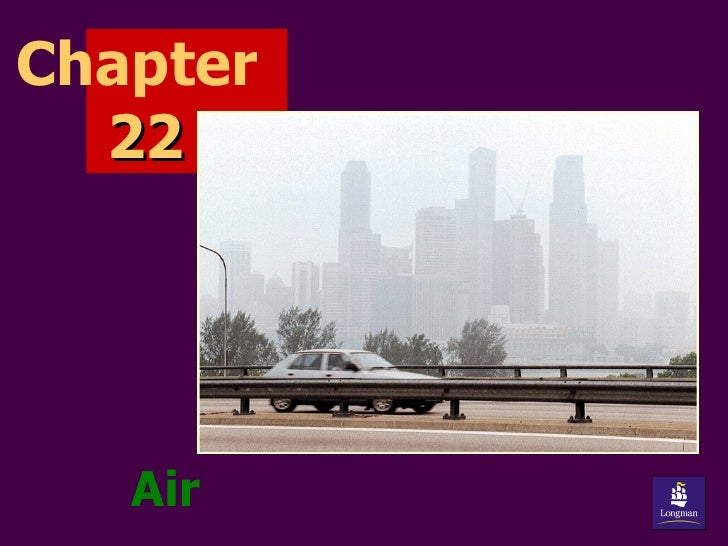 Chapter  22   Air