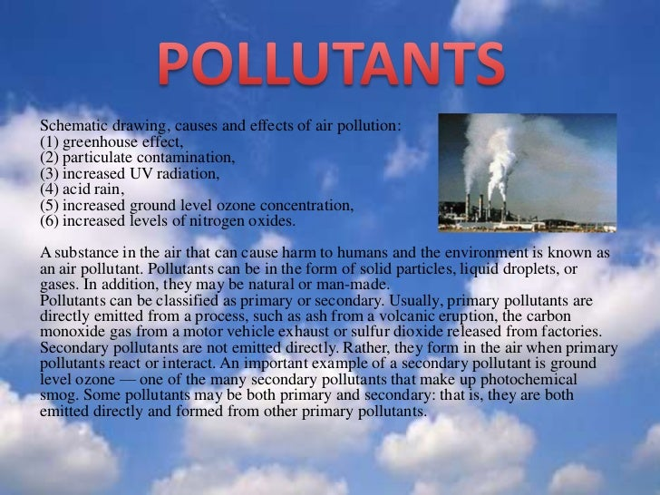 major primary pollutants produced by human activity - webster's new world college dictionary major primary pollutants produced by human activity include: carbon dioxide pollutants can be classified as either primary or secondary.