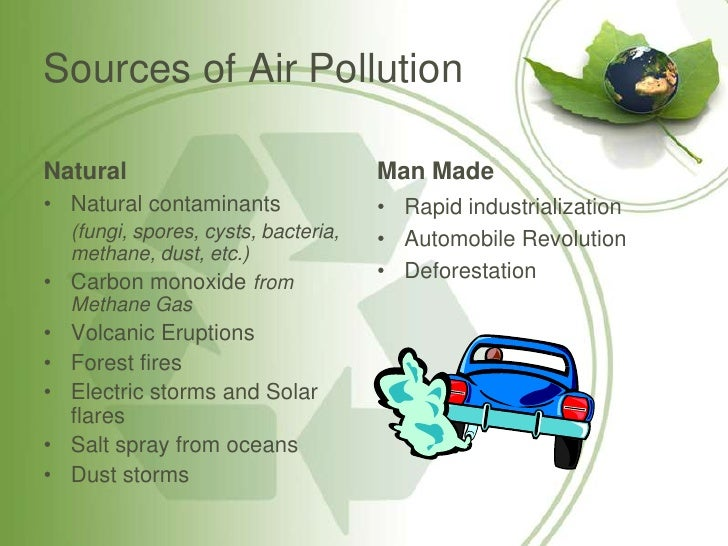 man made pollution Define man-made: manufactured, created, or constructed by human beings specifically : synthetic — man-made in a sentence.