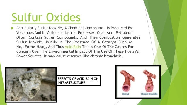 the various forms of pollution caused by acid rain Oxygen and water in the air to form acid rain  pollutants that cause acid rain   acid rain can be harmful to many different plants and animals.