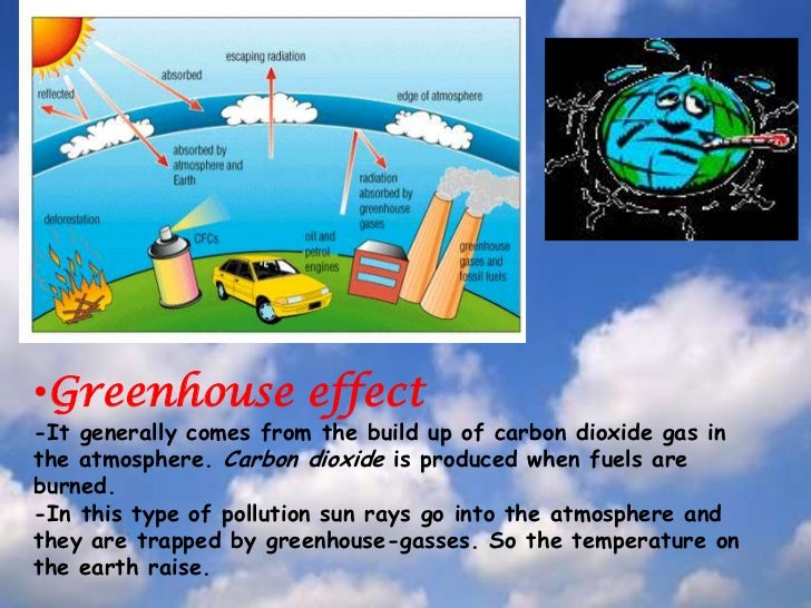 Indoorair pollution<br />It's more dangerous than the outdoor pollution, because we do everything in enclosed environments...