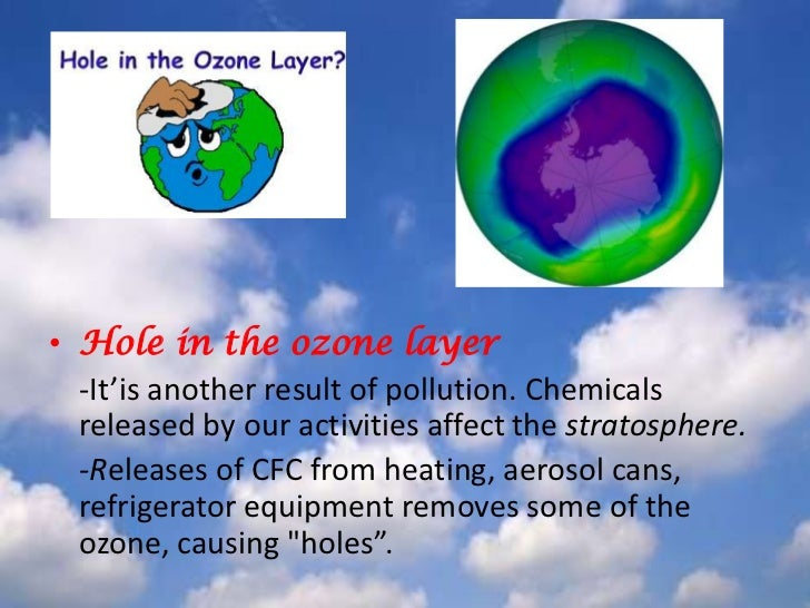 Healtheffects…<br />-Some individuals are much more sensitive to pollutants than are others. <br /> -Air pollution can aff...