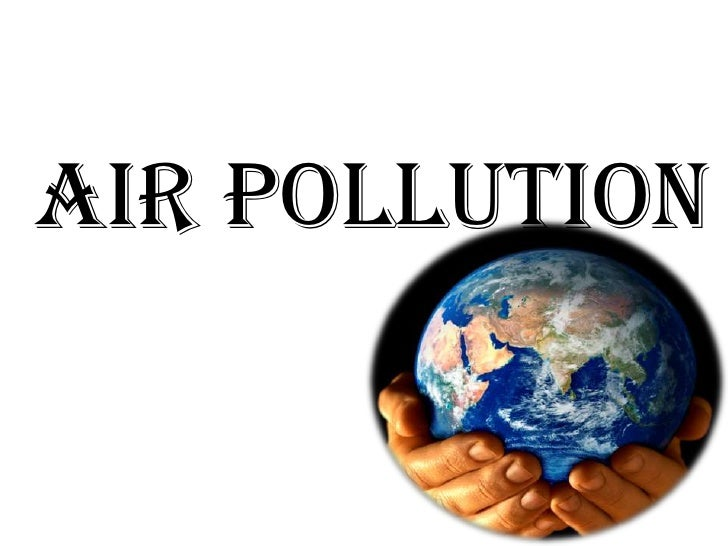 Air Pollution Skull : Air pollution ppt templates free skull in the sky