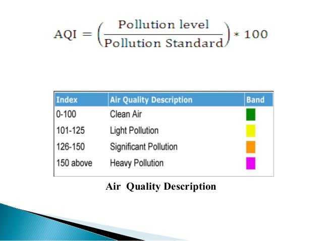 Air Pollution Monitoring System Using Mobile Gprs Sensors Array Ppt