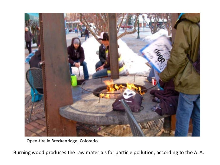 Pollution photo essay