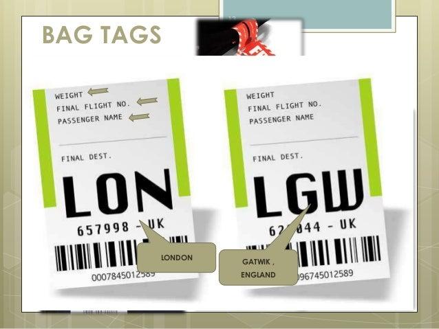 BAG TAGS  13  LOS ANGELES  AIRPORT  NEW YORK CITY  LONDON  COPENHAGEN  AIRPORT  GATWIK ,  ENGLAND