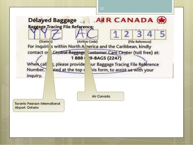 22  Toronto Pearson International  Airport, Ontario  Air Canada