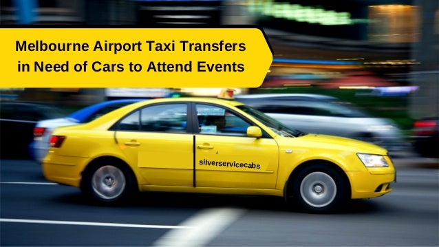 Airport Cab & Taxi Transfers in Melbourne