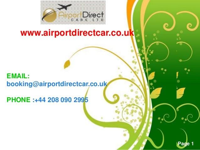 OTS Airport Taxi