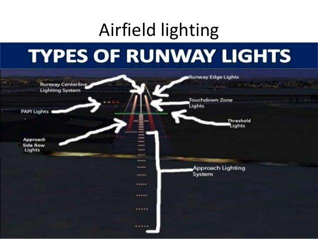 Airport lighting