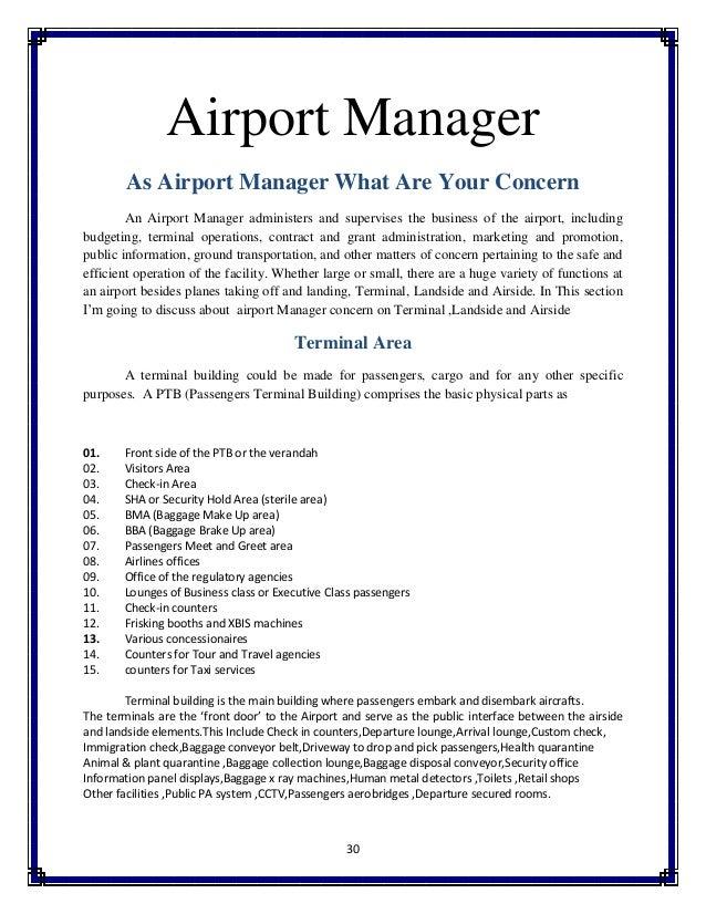 Airport Management 11