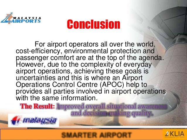 Airport Operation Control Centre Aocc