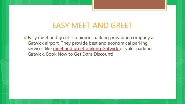 Gatwick airport parking services gatwick airport parking easy meet and greet 9 m4hsunfo